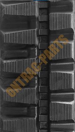 Yanmar VIO35-2 Rubber Tracks Tread