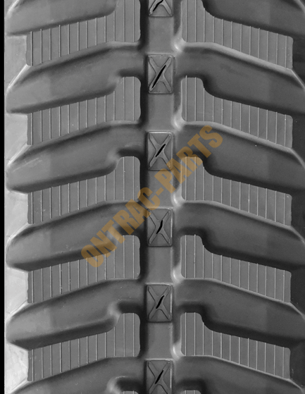 Kubota KX161-3 Rubber Track Tread